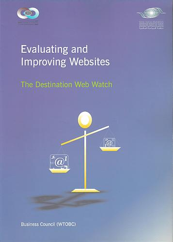 Evaluating and Improving Websites | The Destination Web Watch | 2005